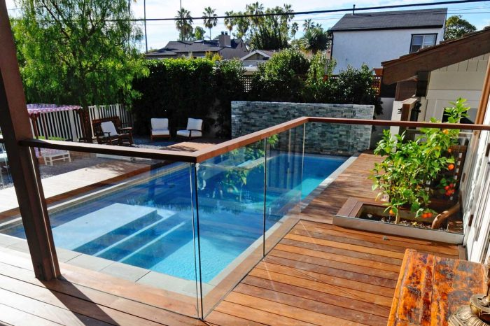 luxury pool view designed by coastal aquatic creations