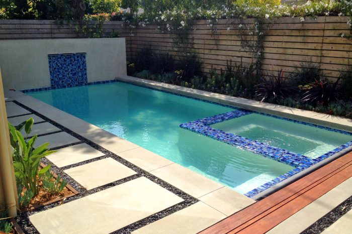 cleanline pools designed by coastal aquatic creations at brentwood