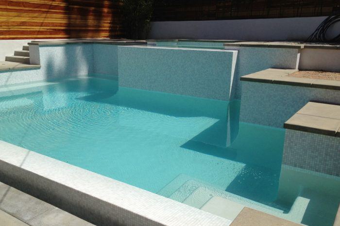 freeform pools epitomized by coastal aquatic creations at bel air