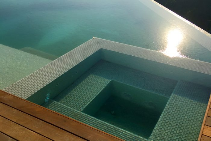 infinity pools epitomized by coastal aquatic creations at bel air