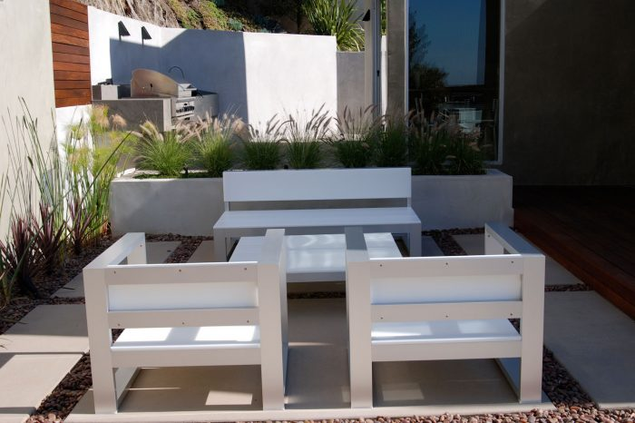 outdoor deck designed by coastal aquatic creations at malibu