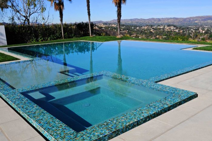 freeform pools epitomized by coastal aquatic creations at woodland hills